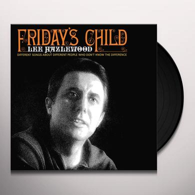 Lee Hazlewood FRIDAY'S CHILD Vinyl Record