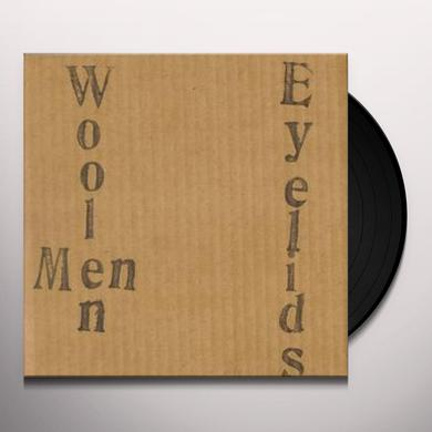 Eyelids / Woolen Men COVER Vinyl Record