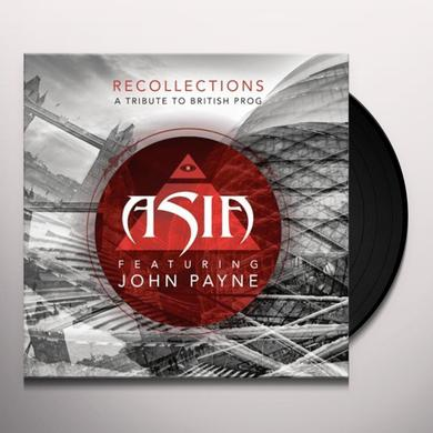 Asia RECOLLECTIONS Vinyl Record