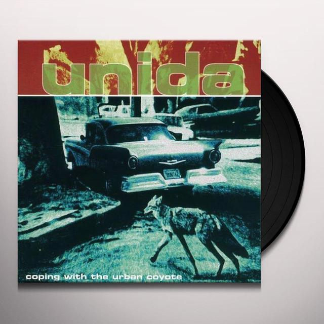 Unida COPING WITH THE URBAN COYOTE (REISSUE) Vinyl Record - Reissue