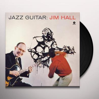 Jim Hall JAZZ GUITAR Vinyl Record - Spain Import