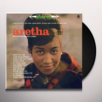 Aretha Franklin WITH THE RAY BRYANT COMBO Vinyl Record