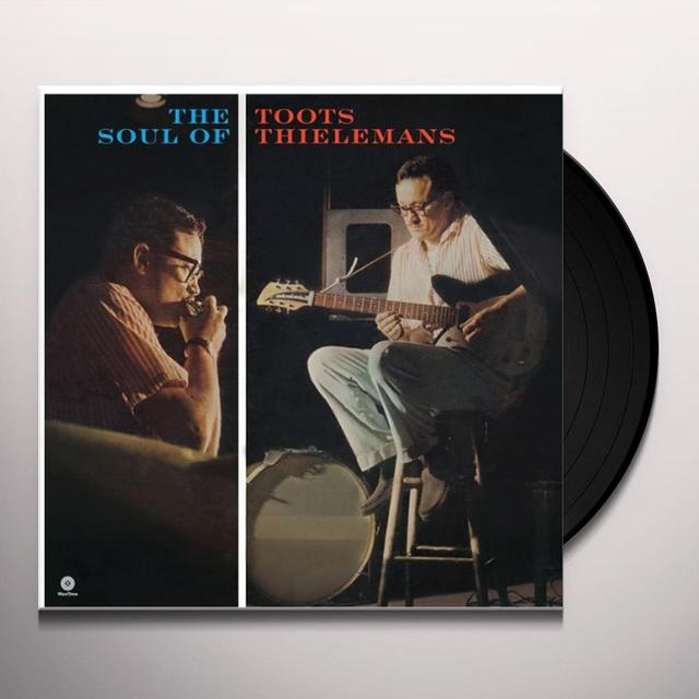 Toots (Quartet) Thielemans SOUL OF TOOTS THIELEMANS Vinyl Record - Spain Release