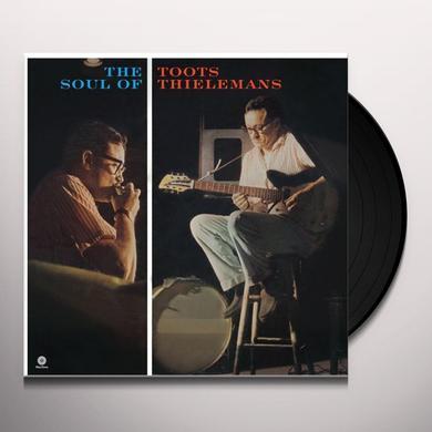 Toots (Quartet) Thielemans SOUL OF TOOTS THIELEMANS Vinyl Record - Spain Import