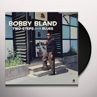 Bobby Blue Bland TWO STEPS FROM THE BLUES Vinyl Record - Spain Import