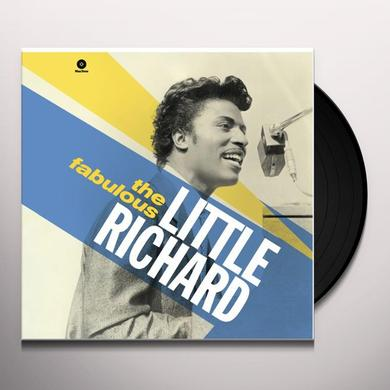 FABULOUS LITTLE RICHARD Vinyl Record - Spain Release