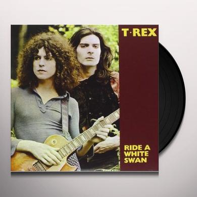 T-Rex RIDE A WHITE SWAN Vinyl Record