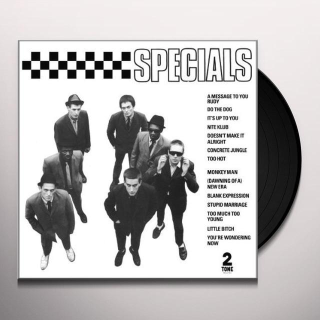 THE SPECIALS (HK) Vinyl Record