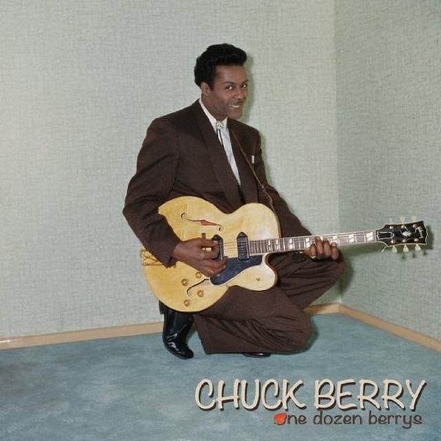Chuck Berry ONE DOZEN BERRYS Vinyl Record - UK Import