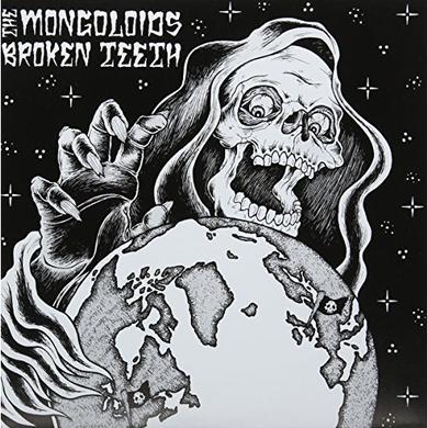 Mongoloids/Broken Teeth SPLIT Vinyl Record