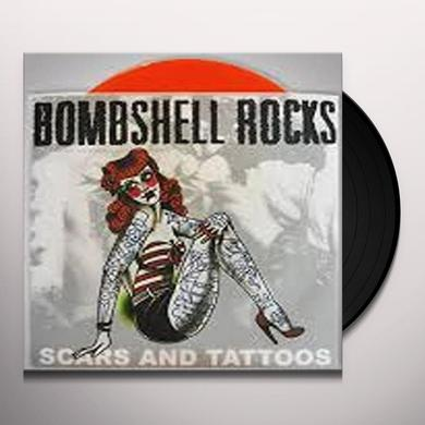 Bombshell Rocks SCARS & TATTOOS Vinyl Record