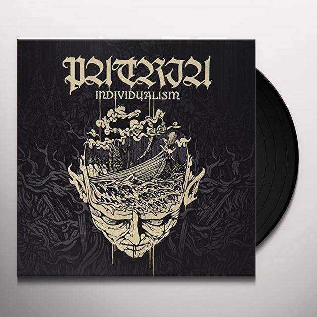 Patria INDIVIDUALISM Vinyl Record - UK Import