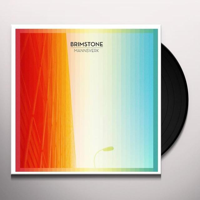 Brimstone MANNSVERK Vinyl Record - UK Import