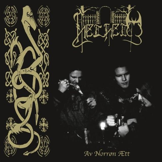 Helheim AV NORRON AETT Vinyl Record - UK Import