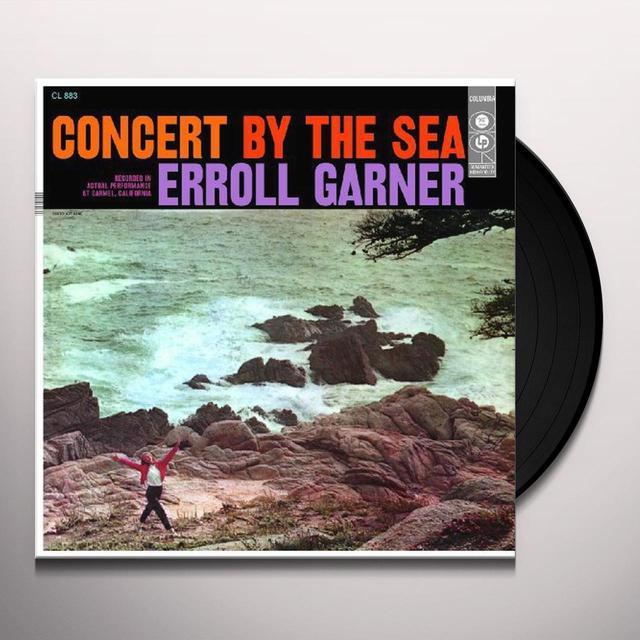 Erroll Garner CONCERT BY THE SEA Vinyl Record - Holland Import