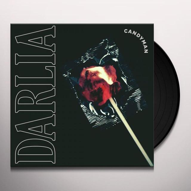 Darlia CANDYMAN Vinyl Record - UK Import