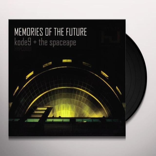 KODE9 & SPACEAPE MEMORIES OF THE FUTURE Vinyl Record - Gatefold Sleeve