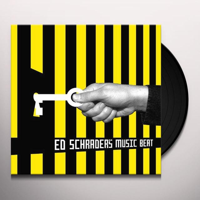 Ed Schrader PARTY JAIL Vinyl Record