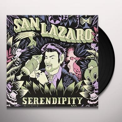 San Lazaro SERENDIPITY Vinyl Record