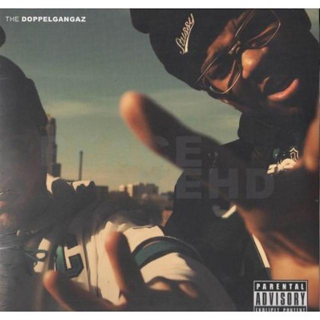 Doppelgangaz PEACE KEHD Vinyl Record
