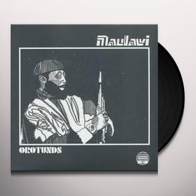 Maulawi OROTUNDS Vinyl Record - 180 Gram Pressing