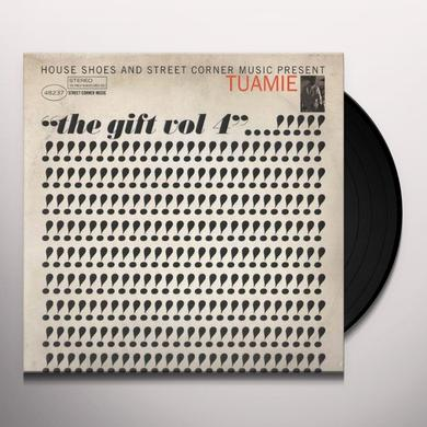 HOUSE SHOES PRESENTS: THE GIFT - VOL 4 - TUAMIE Vinyl Record