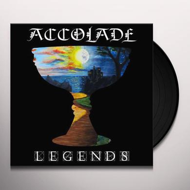 Accolade LEGENDS Vinyl Record