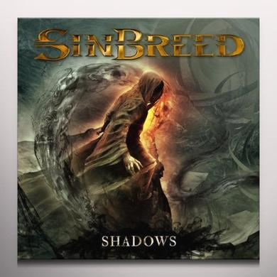 Sinbreed SHADOWS (DARK GREEN VINYL) Vinyl Record