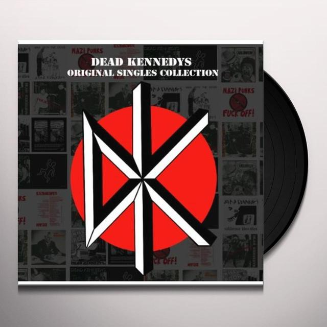 Dead Kennedys ORIGINAL SINGLES COLLECTION Vinyl Record