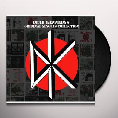 Dead Kennedys ORIGINAL SINGLES COLLECTION Vinyl Record