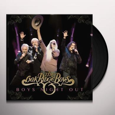 The Oak Ridge Boys BOYS NIGHT OUT Vinyl Record