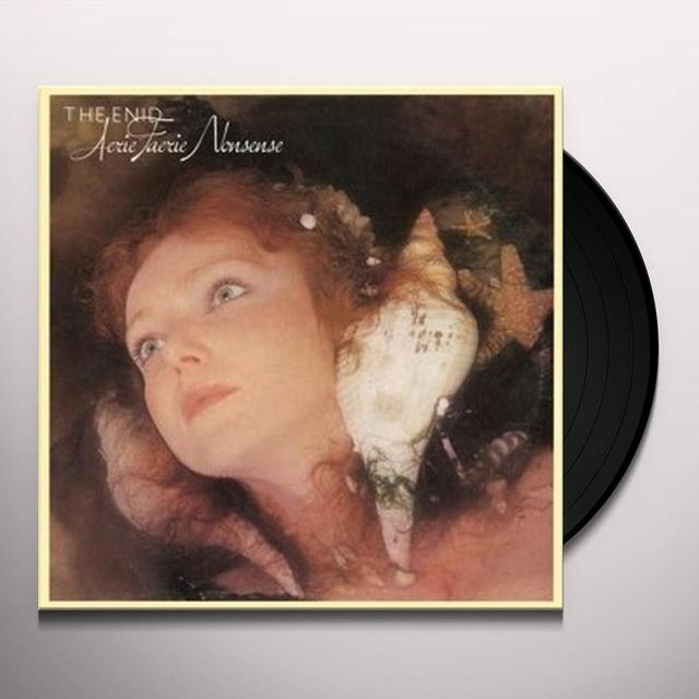 Enid AERIE FAERIE NONSENSE Vinyl Record