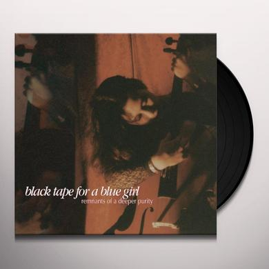Black Tape For A Blue Girl REMNANTS OF A DEEPER PURITY Vinyl Record - Deluxe Edition