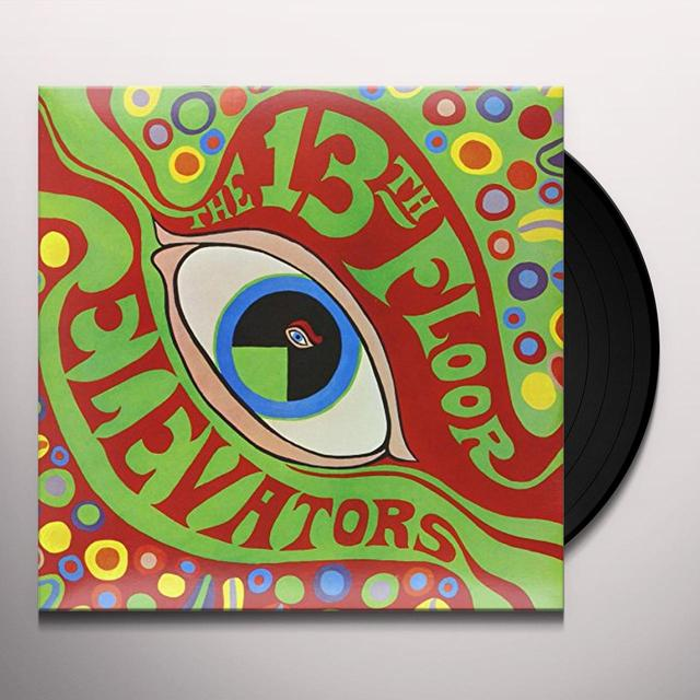 The 13th Floor Elevators PSYCHEDELIC SOUNDS OF Vinyl Record