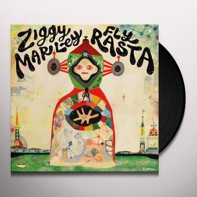Ziggy Marley FLY RASTA Vinyl Record