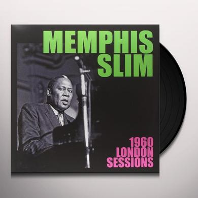 Memphis Slim 1960 LONDON SESSIONS Vinyl Record
