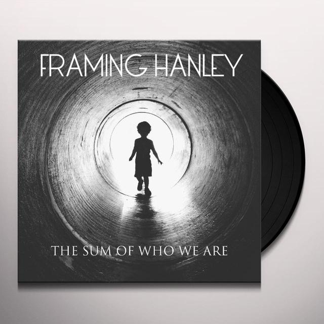 Framing Hanley SUM OF WHO WE ARE Vinyl Record - Digital Download Included