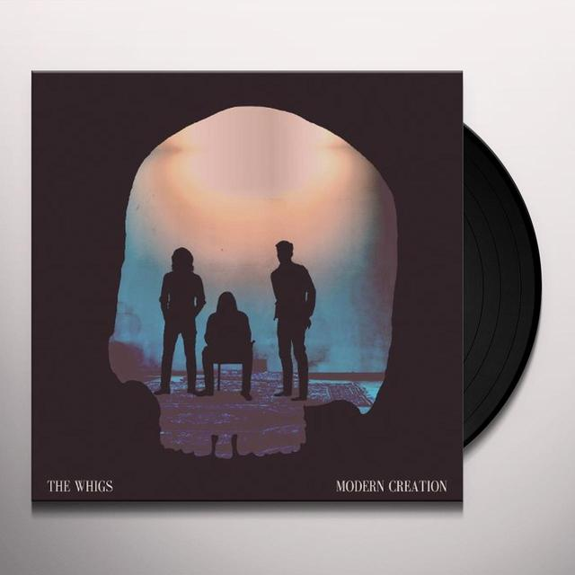 The Whigs MODERN CREATION Vinyl Record - Digital Download Included
