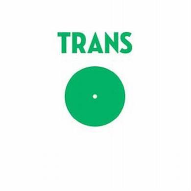 Trans GREEN Vinyl Record