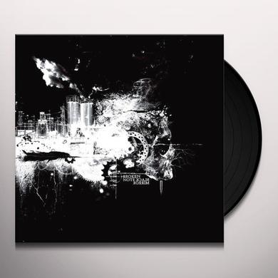 Broken Note BLACK MIRROR Vinyl Record