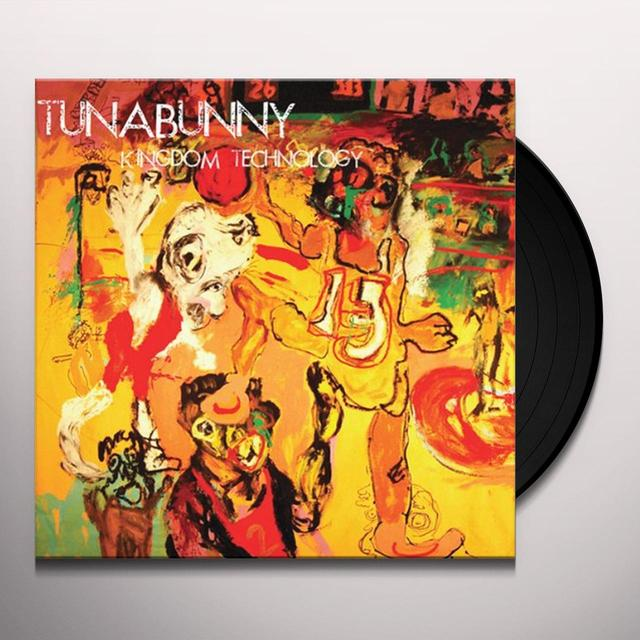 Tunabunny KINGDOM TECHNOLOGY Vinyl Record