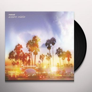 Manual AZURE VISTA Vinyl Record