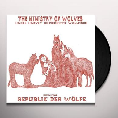 Ministry Of Wolves MUSIC FROM REPUBLIK DER WOLFE Vinyl Record