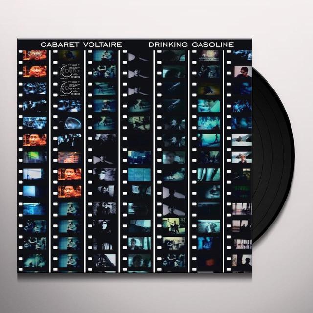 Cabaret Voltaire DRINKING GASOLINE (W/DVD) Vinyl Record