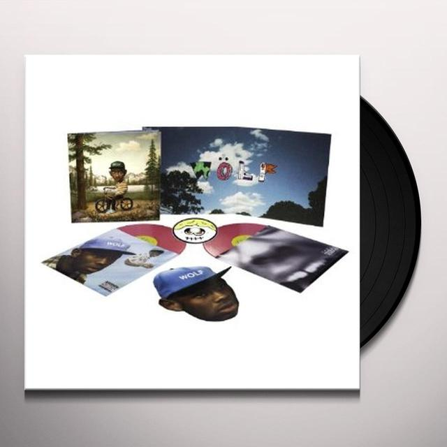 Tyler The Creator WOLF Vinyl Record - Holland Import