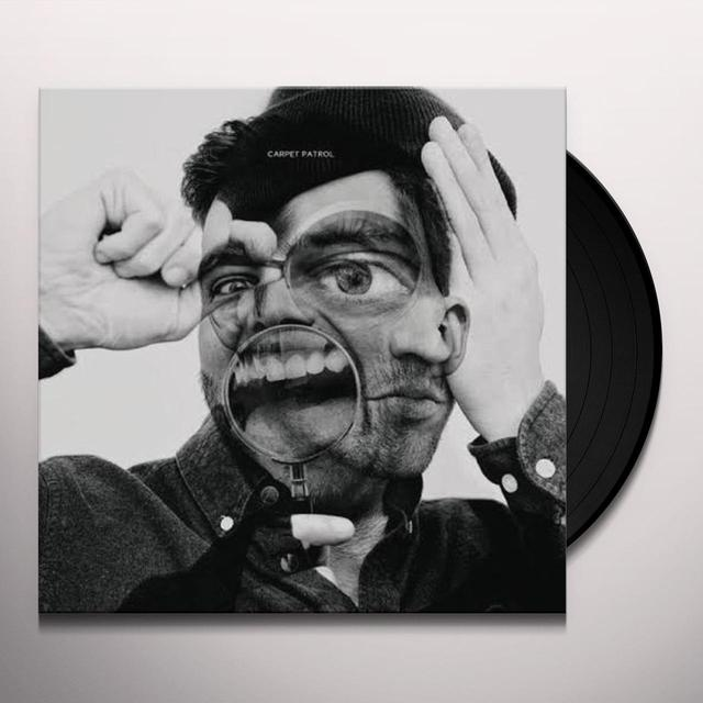 CARPET PATROL Vinyl Record