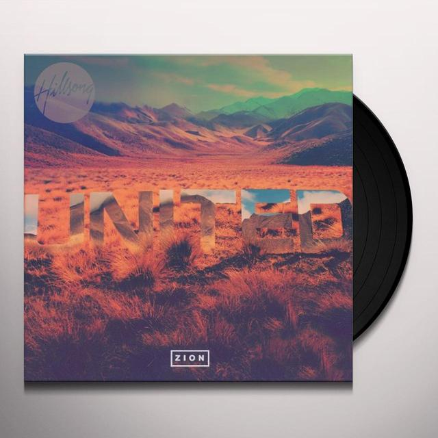 Hillsong United ZION Vinyl Record