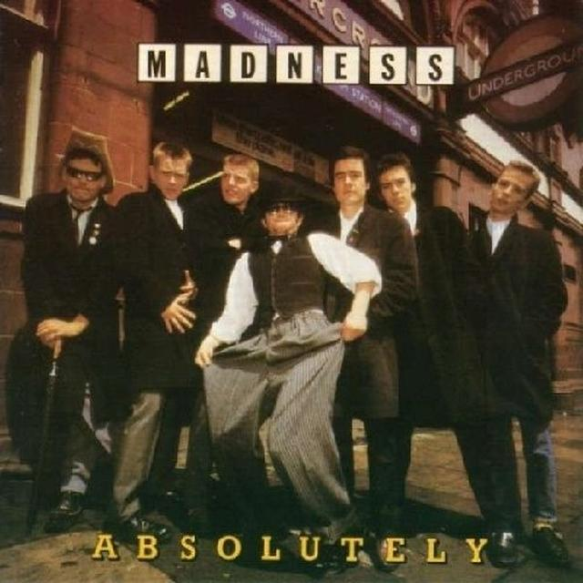 Madness ABSOLUTELY Vinyl Record - 180 Gram Pressing