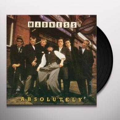 Madness ABSOLUTELY Vinyl Record - 180 Gram Pressing