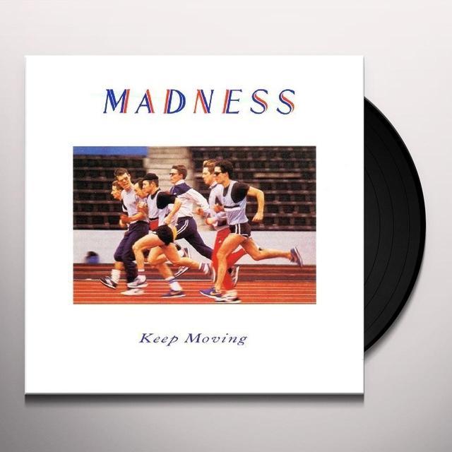 Madness KEEP MOVING Vinyl Record